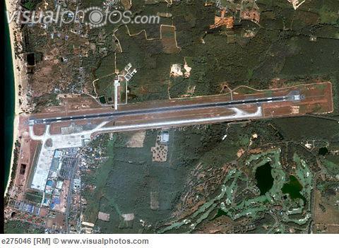 Phuket flygplats efter Tsunamin. Är flygplatsen öppen för trafik?